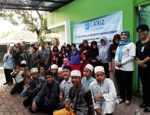 Berbagi Bersama di Bulan Ramadhan 1438 H
